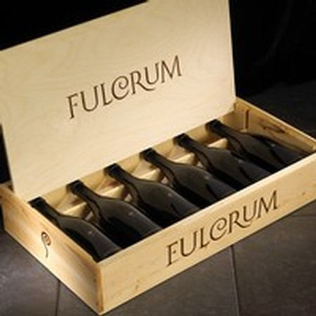 2016 Fulcrum 6-Bottle Pinot Noir Sampler in Wooden Case Image
