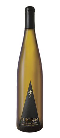 Fulcrum 2018 Dry Gewurztraminer, Anderson Valley